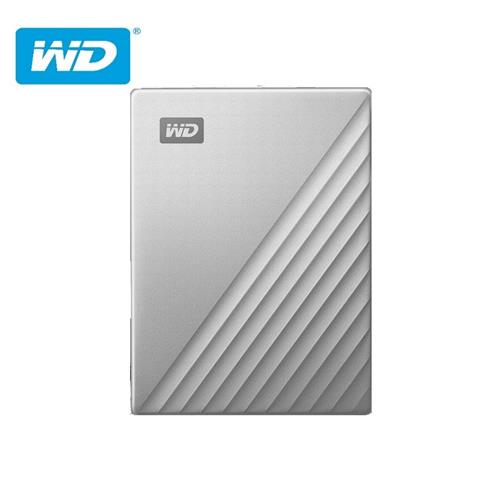 WD My Passport Ultra 1TB(銀)2.5吋  WDMYPASSPORTULTRA