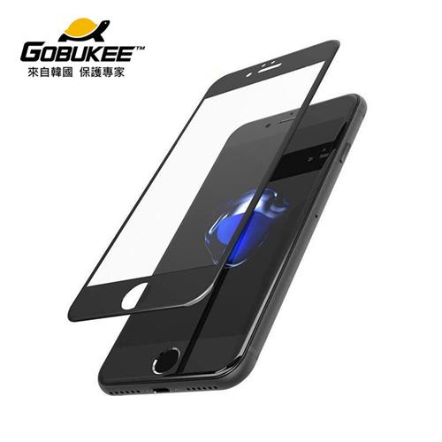 Gobukee iPhone SE(2020)滿版保護貼  GBK1020