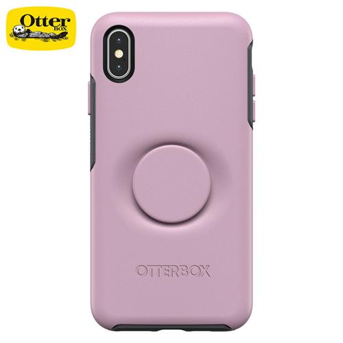 Otter+Pop iPhone XS Max 防摔殼 粉  77-61743