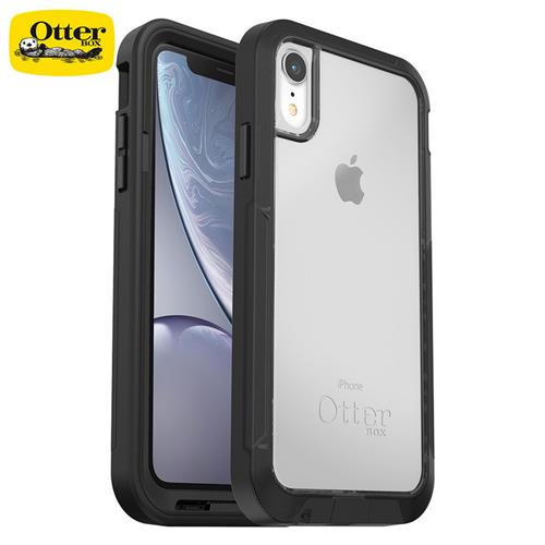 OtterBox iPhoneXR Pursuit防摔殼 黑框  77-59907