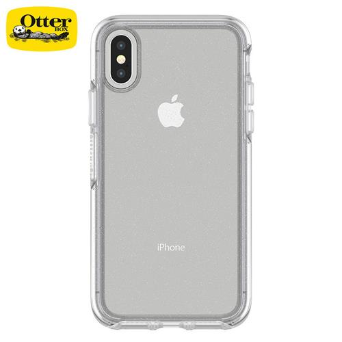 OtterBox iPhone X SymmetryClear防摔殼  77-57120