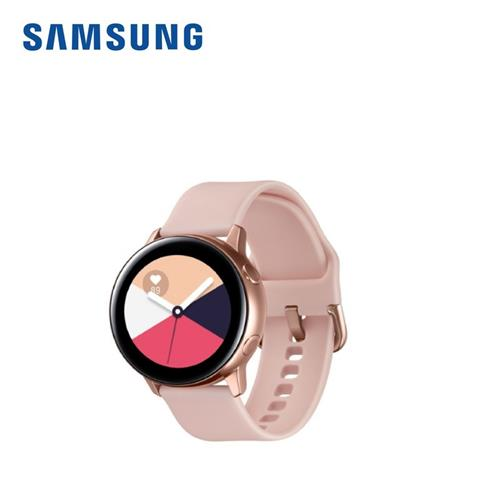 Samsung Galaxy Watch Active-GPS玫瑰金  SM-R500NZDABRI