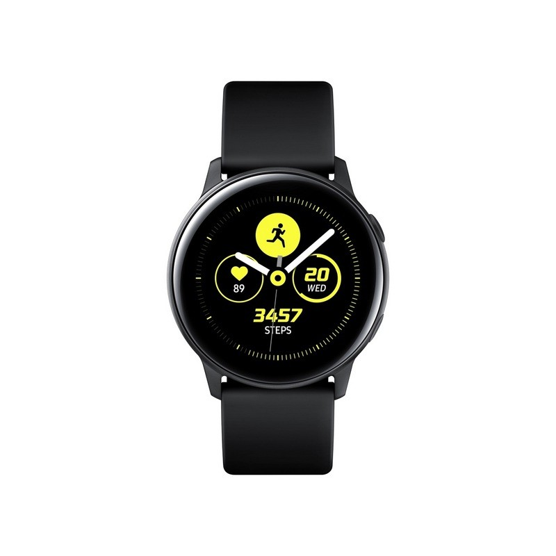 Samsung Galaxy Watch Active-GPS午夜黑 SM-R500NZKABRI