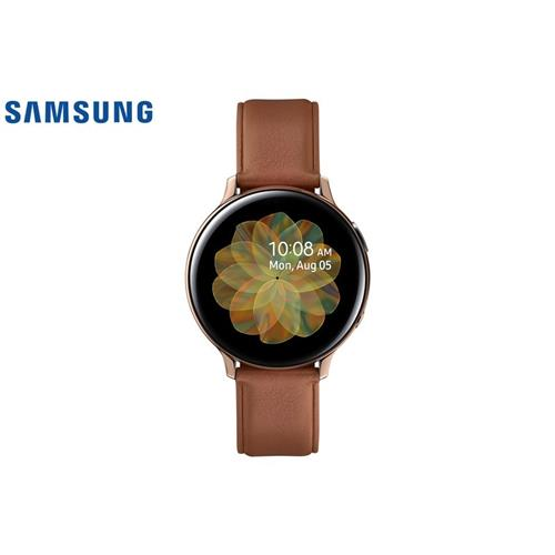 Galaxy Watch Active2不鏽鋼 44mm香檳金  SM-R820NSDABRI