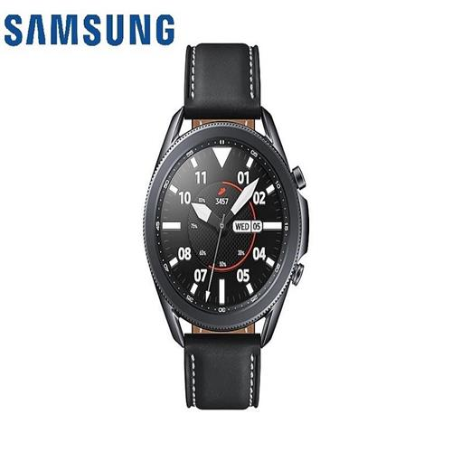 SAMSUNG Galaxy Watch3 45mm藍牙智慧手錶黑  SM-R840NZKABRI