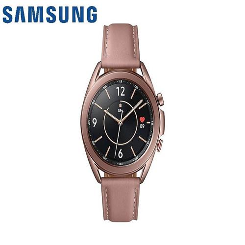 SAMSUNG Galaxy Watch3 41mm藍牙智慧手錶金  SM-R850NZDABRI