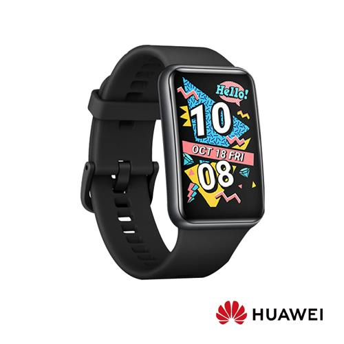 HUAWEI WATCH Fit (曜石黑)  WATCH-FIT(BLACK)