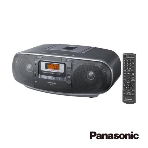 Panasonic USB/MP3收錄音機  RX-D55-K