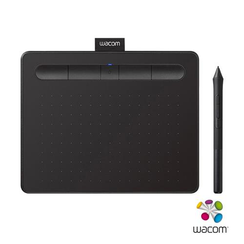 INTUOS COMFORT SMALL繪圖板(黑)  CTL-4100WL/K0-C