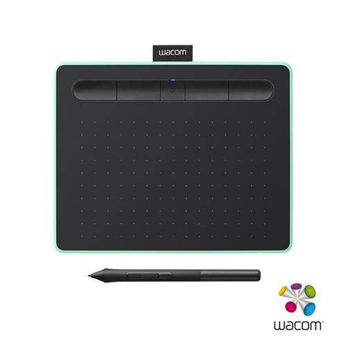 INTUOS COMFORT SMALL繪圖板(綠)  CTL-4100WL/E0-C