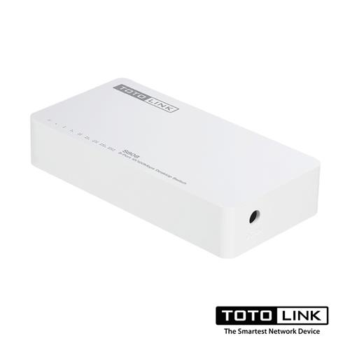TOTOLINK S808 8埠 家用網路交換器  S808