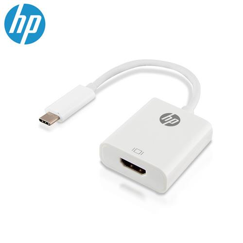 HP Type-C轉HDMI轉接器  HP038GBWHT0TW