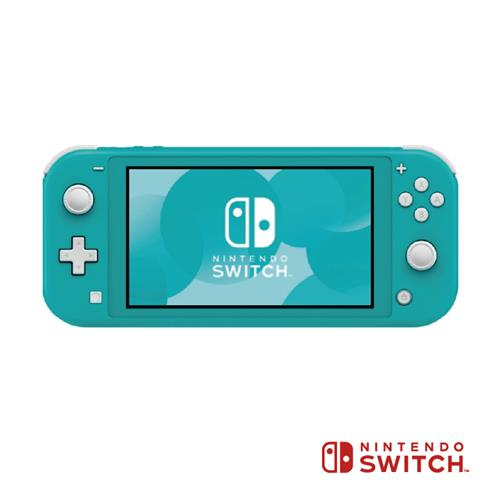 Nintendo Switch Lite主機 藍綠色  4902370543629