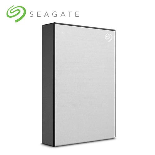 Seagate Backup Plus Portable 4TB硬碟銀  STHP4000401